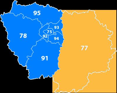Seine et Marne (77)