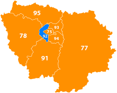 Hauts-de-Seine (92)
