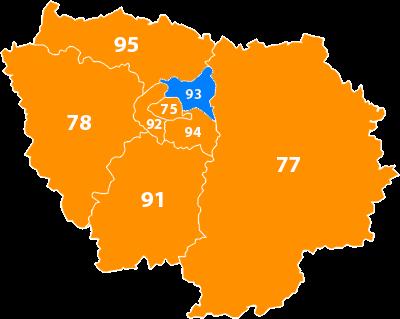 Seine-Saint-Denis (93)